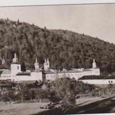 CARTE POSTALĂ MĂNĂSTIREA SECU NEAMŢ SEC XVII-RPR, Necirculata, Fotografie