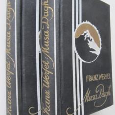Musa Daght negyven napja (2 vol.) - Franz Werfel