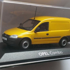 Macheta Opel Combo C - Minichamps 1/43