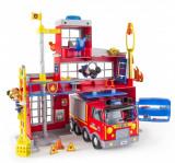 Statie de pompieri cu efecte luminoase si sonore, IMC Toys