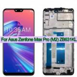 Display cu touchscreen Asus Zenfone Max Pro (M2) ZB631KL Original Negru