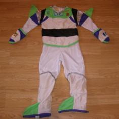 Costum carnaval serbare aviator astronaut toy story pentru copii de 4-5-6 ani, 4-5 ani, Din imagine