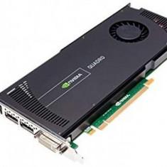 Placa Video HP nVidia Quadro 4000, 2 GB DDR5, 256-bit
