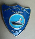 Cuc cascheta Pilot maritim rara