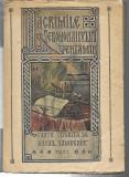 MIHAIL SADOVEANU - LACRIMILE IEROMONAHULUI VENIAMIN, 1922