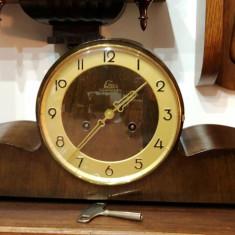 Ceas de semineu mecanic Emes-Schwebe Anker