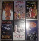 Caseta video Vacanta Mare,Divertis,Popeasca si Banica,Andrea Bocelli,60 bucata, Romana
