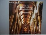 Music for Trumpet & Organ : Bach/..- Ludwig Guttler (1984/Eterna/RDG) - VINIL/NM, Deutsche Grammophon