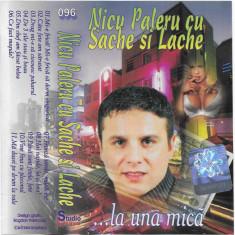 Caseta Nicu Paleru Cu Sache Si Lache – ...La Una Micã, original