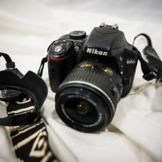 Vând Nikon D3300