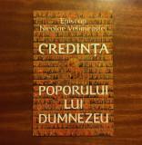 Episcop Nicolae Velimirovici - CREDINȚA POPORULUI lui DUMNEZEU (2001 - Ca nouă!)