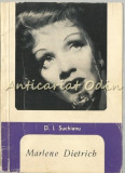 Cumpara ieftin Marlene Dietrich - D. I. Suchianu