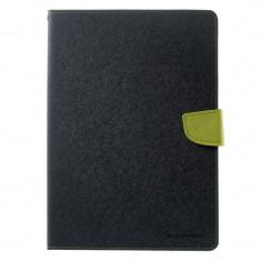 Husa iPad Pro 12.9 inch (2018) Mercury Book Magnetic Bleumarin