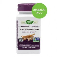 Ashwagandha, 60cps, Nature's Way