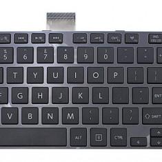 Tastatura laptop. Toshiba. Satellite L50. neagra