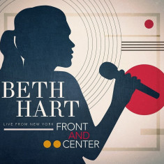 Beth Hart Front And Center Live from NY (cd+dvd)