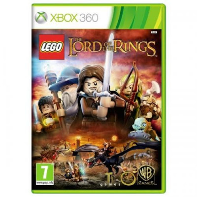 LEGO Lord of the Rings XB360 foto