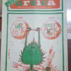 Urzica, Nr. 5, Anul XXVI, 15 martie 1974