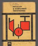 C9226 INSTALATII SI ECHIPAMENTE TERMOTEHNICE - O. ADLER, P. VEZEANU