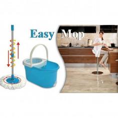 Galeata cu mop rotativ Easy Mop