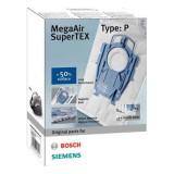 Set saci de praf MEGAfilt SuperTEX Bosch BBZ41FP