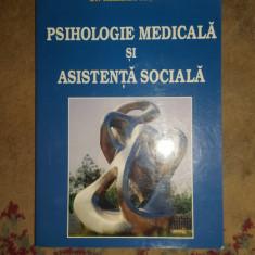 Psihologie medicala si asistenta sociala an 1996/349pag- Ruxandra Rascanu