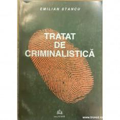Tratat de criminalistica
