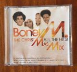 Boney M - The Christmas Mix All the hits (1 CD original - Ca nou!)