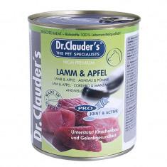 Conserva Dr. Clauder`s Dog Selected meat - Miel si Mar - 800gr