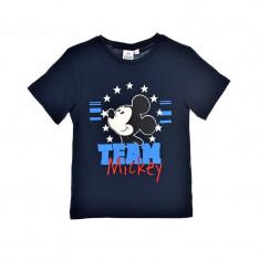 Tricou Mickey Mouse Disney navy