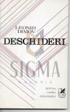 LEONID DIMOV - DESCHIDERI, POEZII, 1972