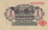 Bancnota Germania 1 Marca 1914 - P51 UNC