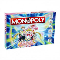 Joc Sailor Moon Monopoly
