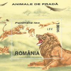 Romania, LP 1533/2000, Animale de prada, colita dantelata, MNH