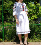 Cumpara ieftin Rochie traditionala Melita, 2XL, L, M, S, XL