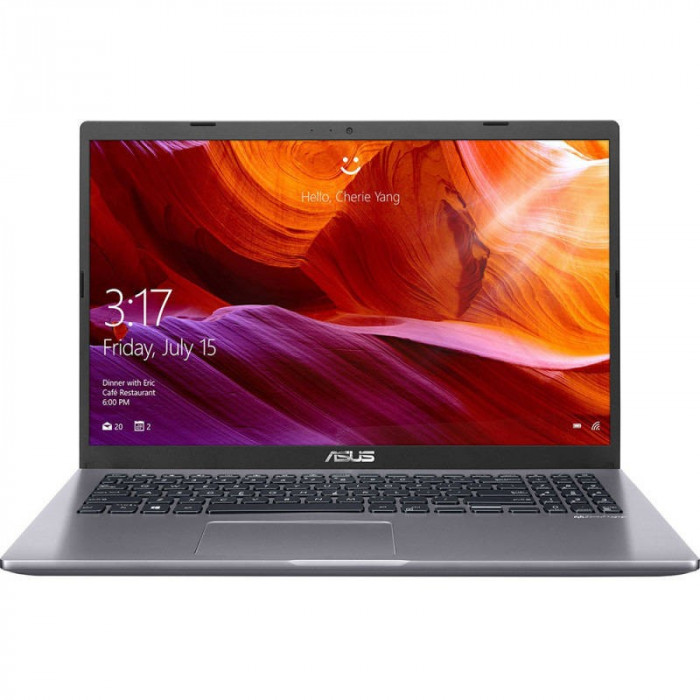 Laptop Asus X509JA-EJ031 15.6 inch FHD Intel Core i7-1065G7 8GB DDR4 512GB SSD Slate Gray