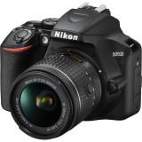 Nikon D3500 Aparat Foto DSLR DX 24,2 MP Kit AF-P 18-55mm VR Negru