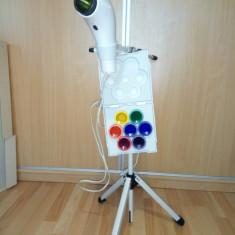 Bioptron Compact 3 plus spectru de culori