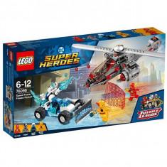 LEGO Super Heroes Urmarirea in Viteza