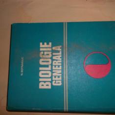 Biologie generala Botnariuc