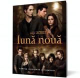 Saga Amurg: Luna Noua. Cartea ilustrata a filmului