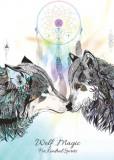 Cumpara ieftin Felicitare Wolf Magic - pentru suflete pereche