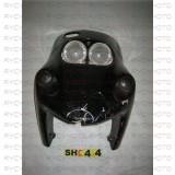 Carena plastic caroserie fata principala far si semnalizari incluse Malaguti F10 50cc 1993 - 1998