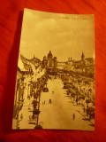 Ilustrata Targu Mures - Piata VI Stalin cca.1960