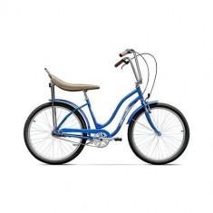 Bicicleta STRADA 2 ALBASTRU AZUR 3S