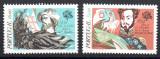 PORTUGALIA 1984, Personalitati, Gil Eanes, Pedro IV, MNH, serie neuzata, Nestampilat
