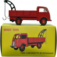 Macheta Ford Camionnette de Depannage - Dinky Toys foto