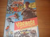 ALMANAHUL  VACANTA  CUTEZATORILOR  1989   ( format mare, rar, bogat ilustrat ) *