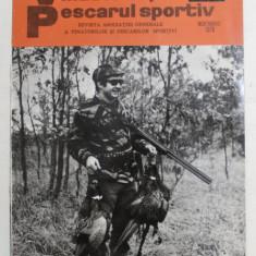REVISTA VANATORUL SI PESCARUL SPORTIV , ANUL XXVII , NUMARUL 11 ( 332 ) , NOIEMBRIE , 1976