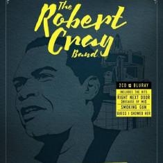 Robert Cray 4 Nights Of 40 Years Live digipack (bluray+cd)
